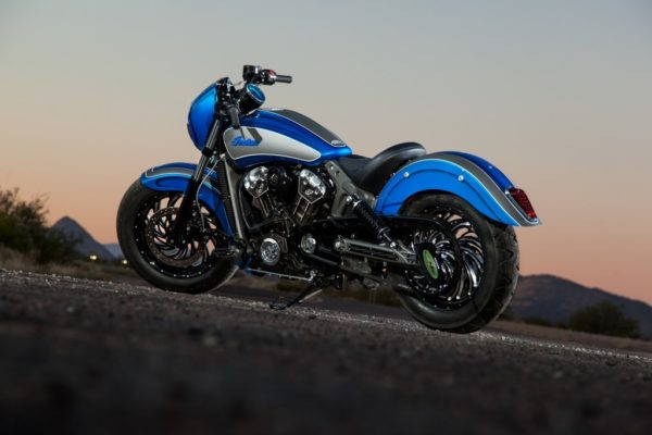Dirty Bird Indian Scout (4)