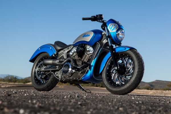 Dirty Bird Indian Scout (5)