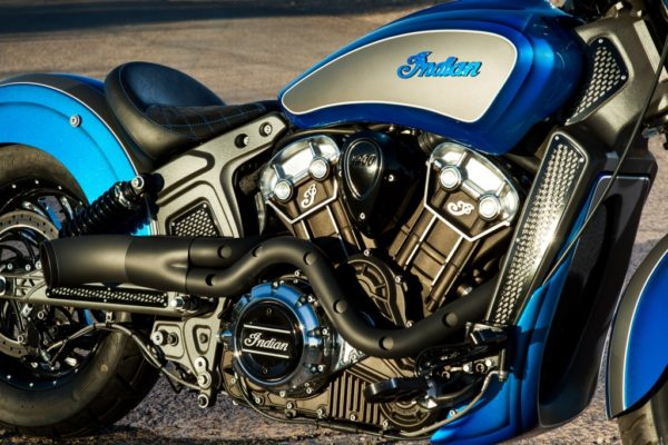 Dirty Bird Indian Scout