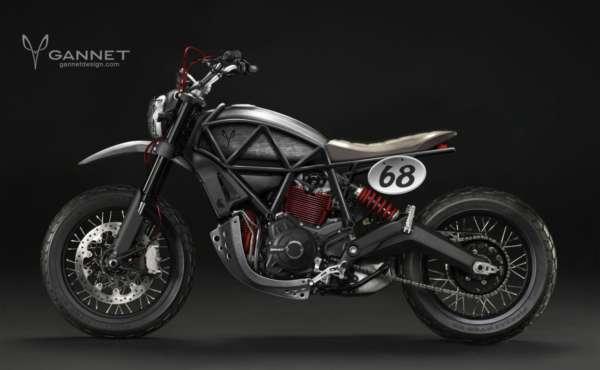 Ducati Scrambler G-TRacker-2s (2)