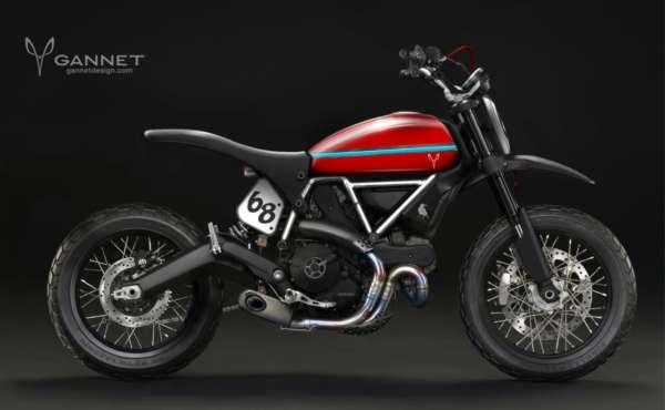 Ducati Scrambler G-TRacker-2s (3)