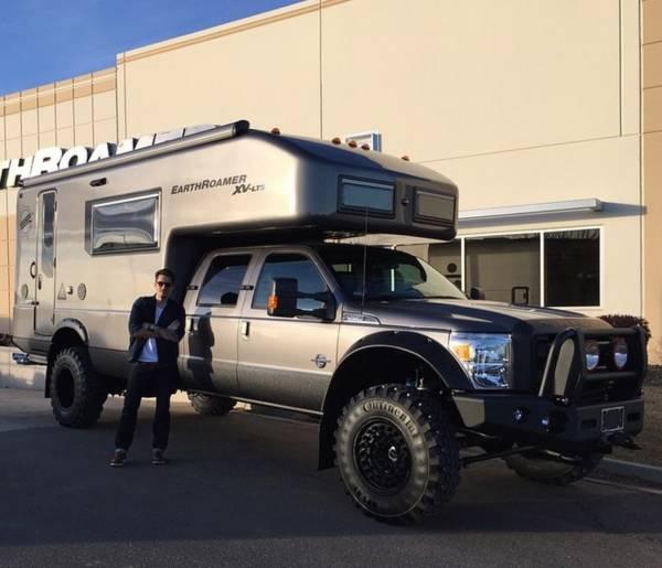 EarthRoamer XV LT expedition vehicle