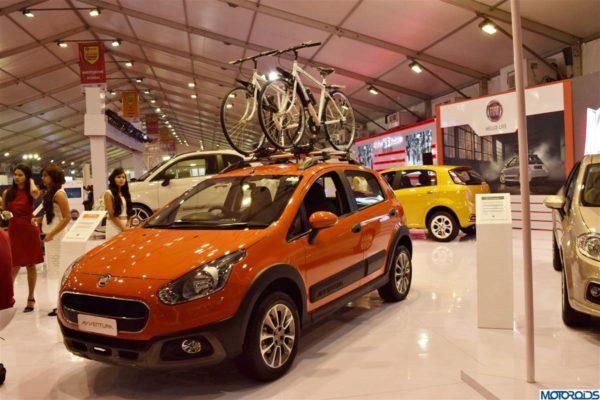 Fiat Avventura India