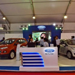 Ford India sold 15,775 vehicles in March; inaugurates $1-billion manufacturing facility in Gujarat