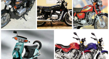 Five undying legends of Indian Biking