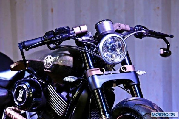 Harley Cafe racer Street 750 by Motomiu (3)