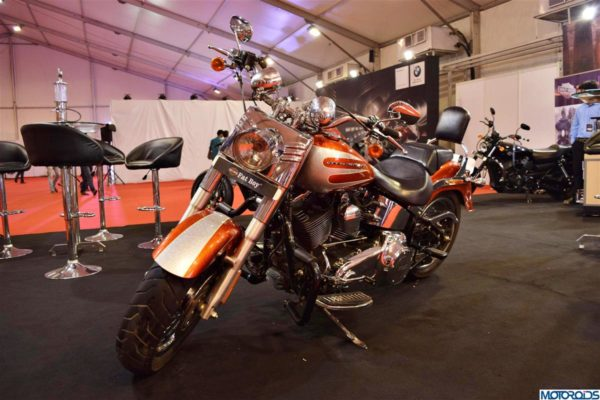 Harley Davidson Fatboy India