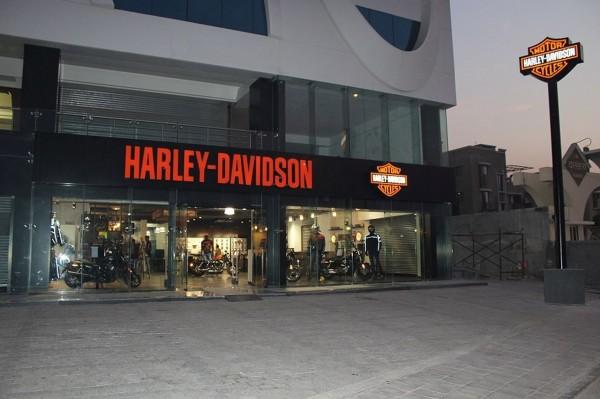 Harley-Davidson - Surat Dealership (1)