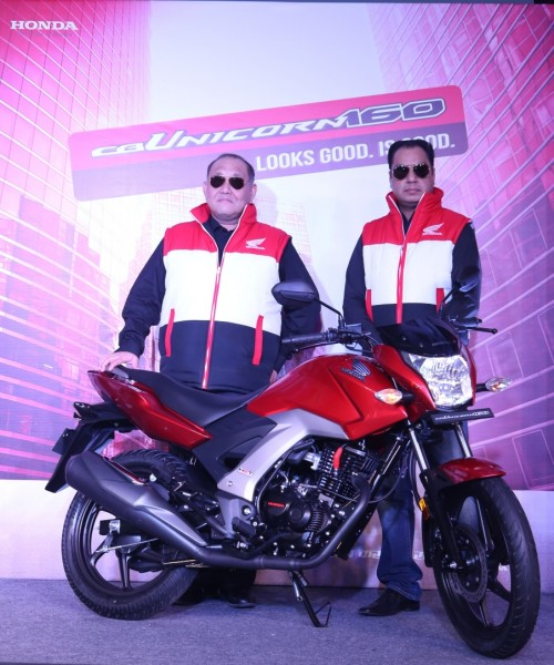 Honda CB Unicorn 160 cc launch (1)