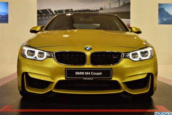 India BMW M4