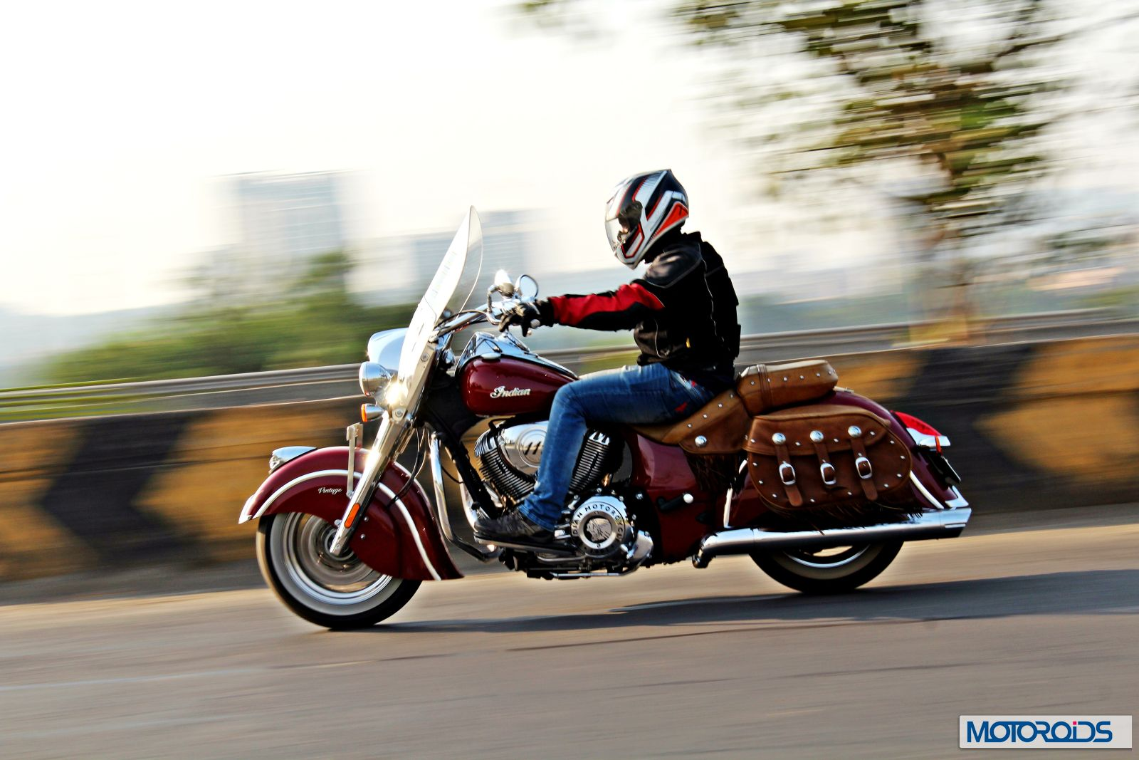 Indian Chief Vintage Review - Action Shots (16)