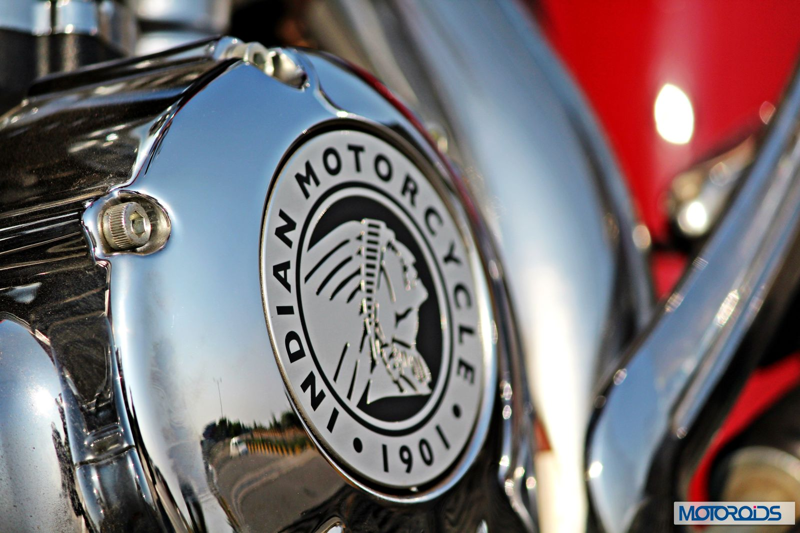 Indian Chief Vintage Review - Details - Thunder Stroke 111 Engine - 2