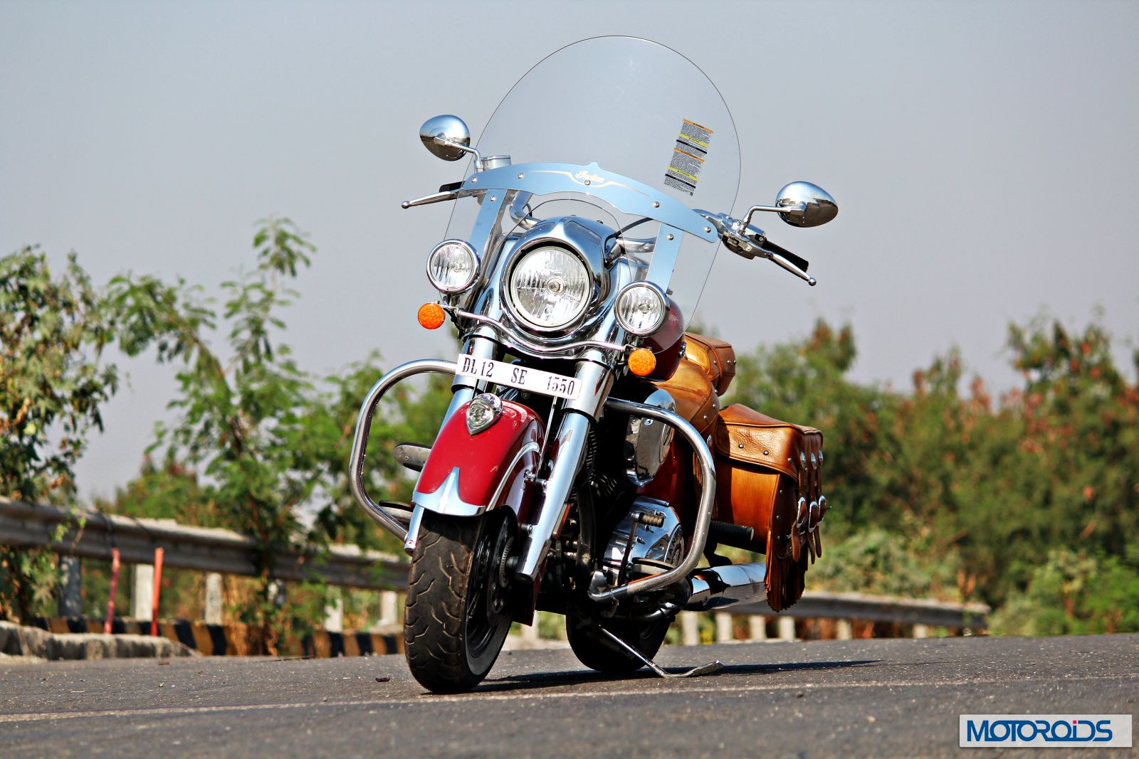 Indian Chief Vintage Review - Still Images - Front View (1)