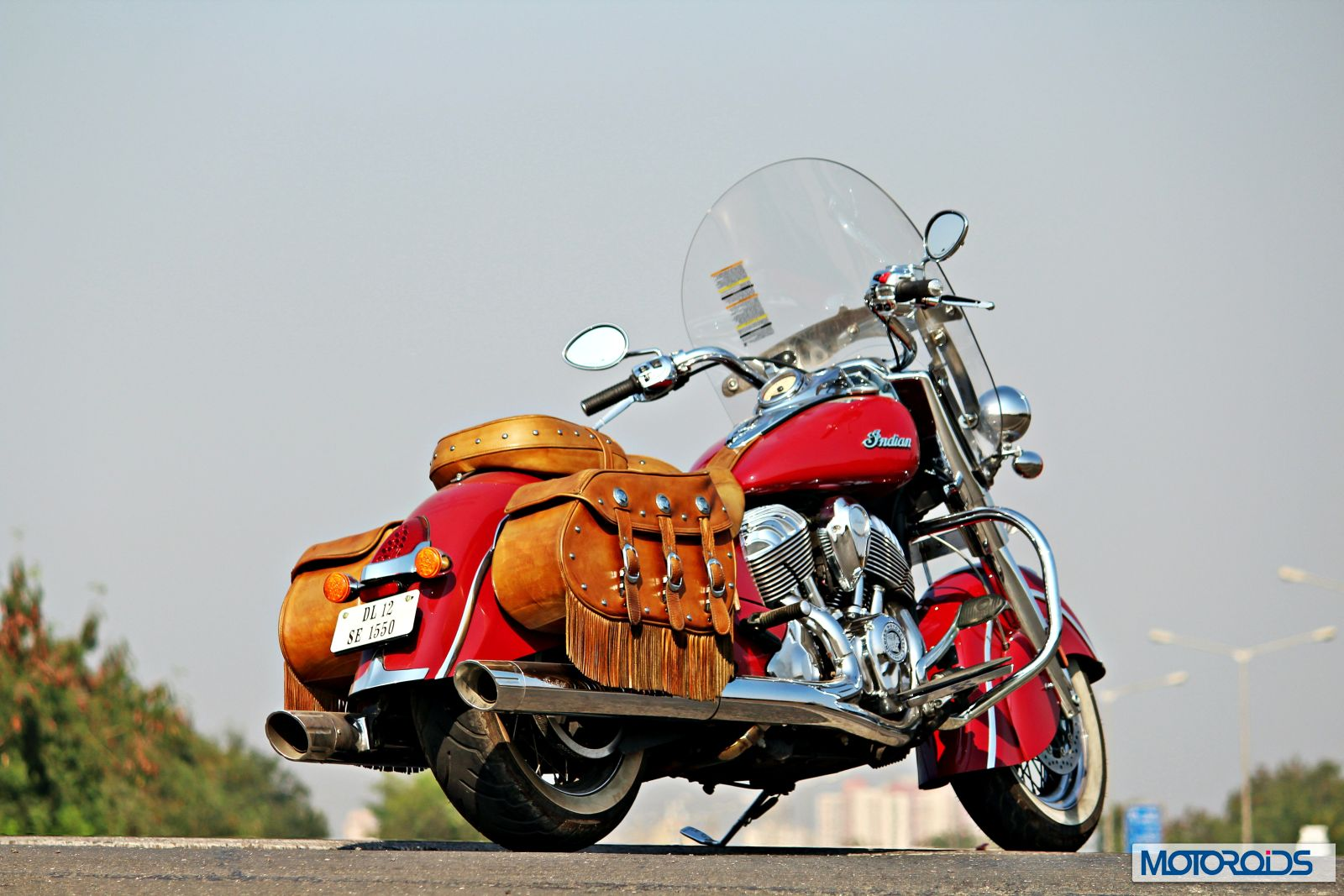 Indian Chief Vintage Review - Still Images - Rear Three Quarter View (2)
