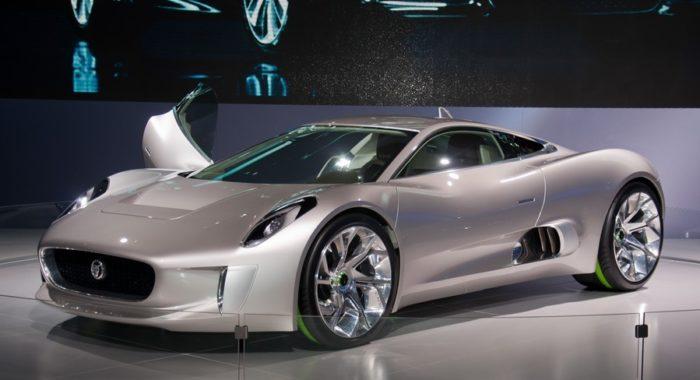 Next James Bond Flick Spectre May Feature Jaguar C Hybrid