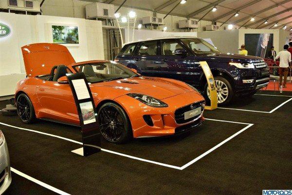 Jaguar F Type India