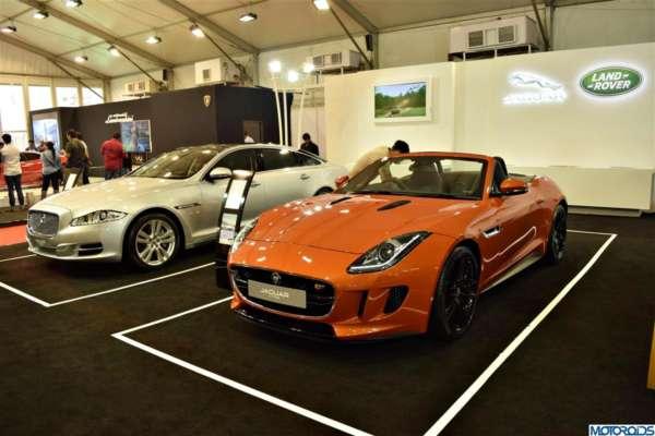Jaguar XJ vs Jaguar F Type India
