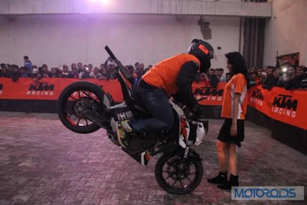 KTM Stunt Show Ghaziabad (6)