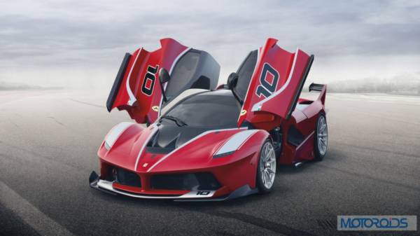 LaFerrari-FXX-K-Track-Version-1