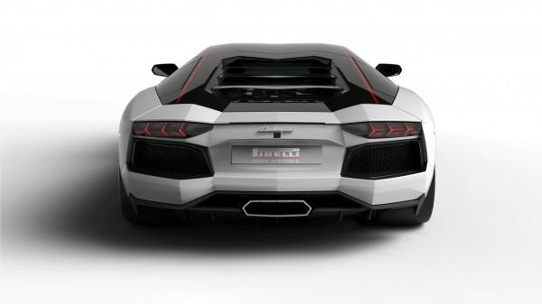 Lamborghini Aventador Pirelli Edition (4)