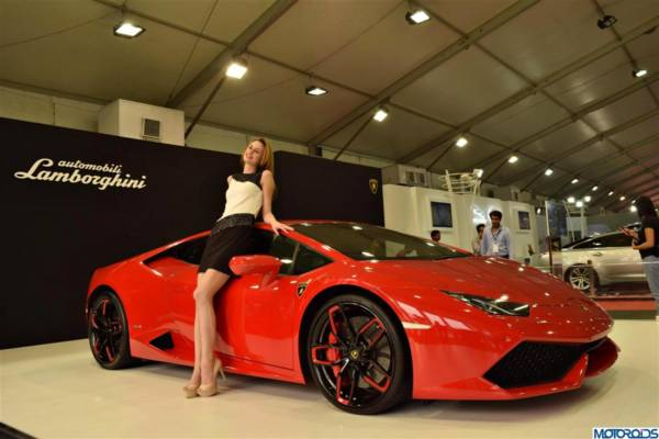 Lamborghini Huracan India (4)