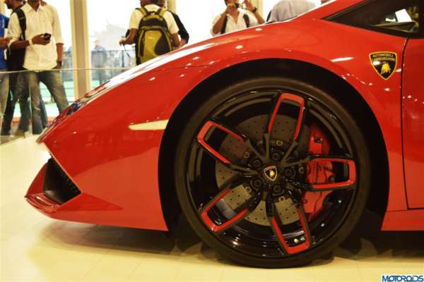 Lamborghini Huracan India