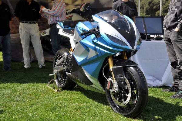 Lightning LS-218 Electric Superbike