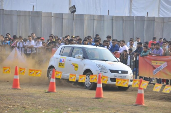 Maruti Autocross