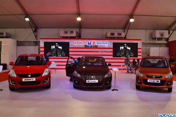 Maruti Cars India
