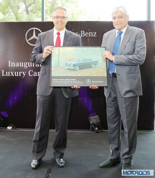 Mercedes Dealership - Sundaram Motors - Tamil Nadu (2)