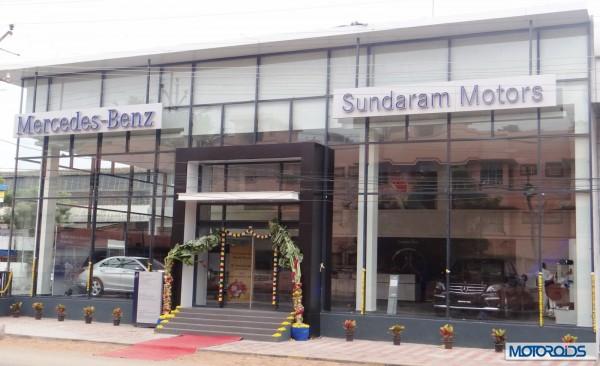 Mercedes Dealership - Sundaram Motors - Tamil Nadu (3)