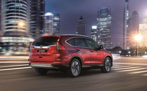 New Honda CR-V for Europe (10)