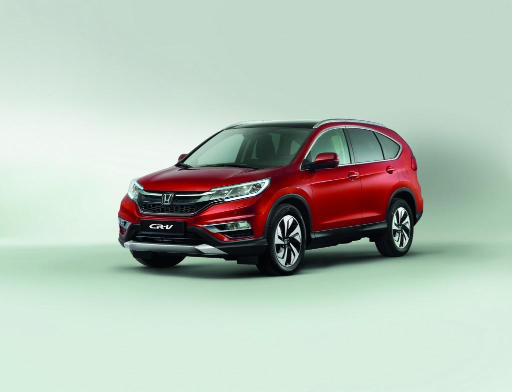 New Honda CR-V for Europe (11)