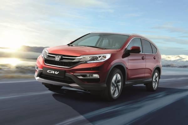 New Honda CR-V for Europe (8)