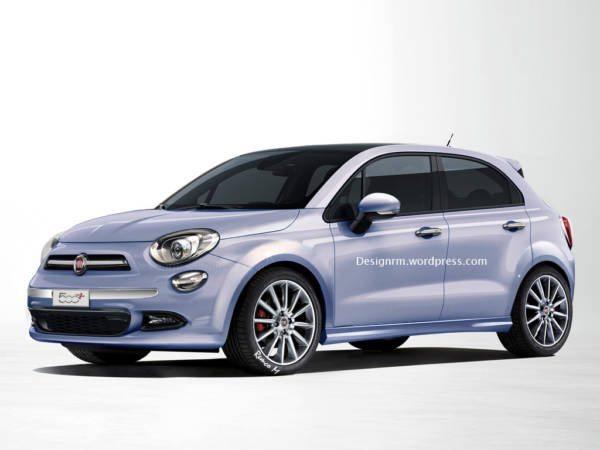 Next generation Fiat Punto