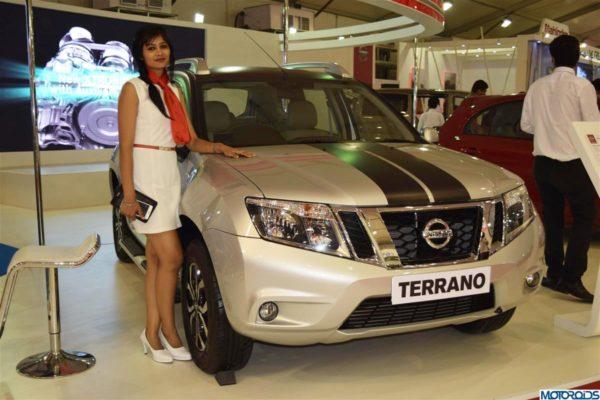 Nissan Terrano India