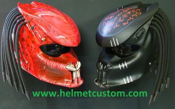 Preadtor Helmets (9)