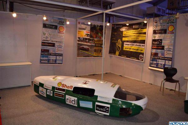 Project ETA Car