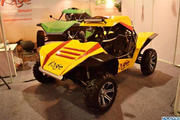 Rage MotorSports Buggy