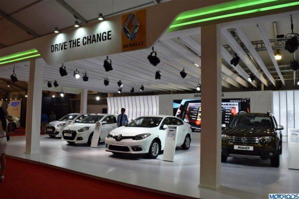 Renault Cars India