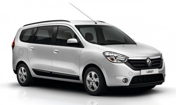 RENAULT LODGY (J92) - PHASE 1