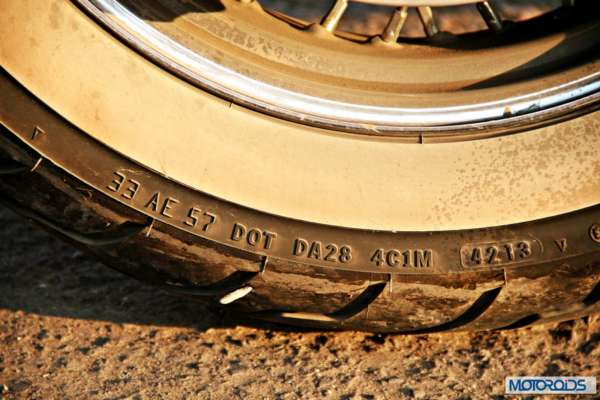Riding Tips - Tyres - 4