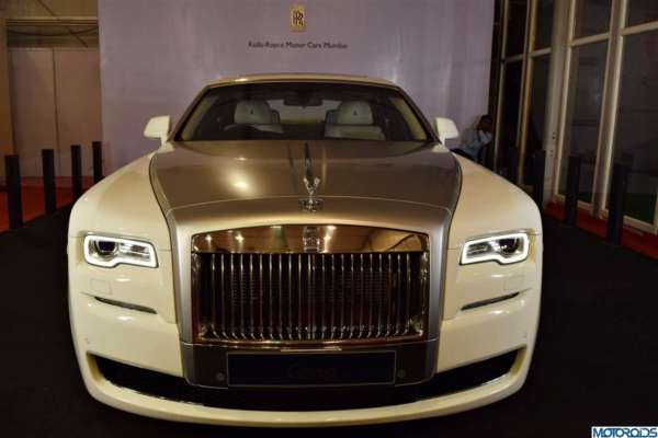 Rolls Royce Ghost India