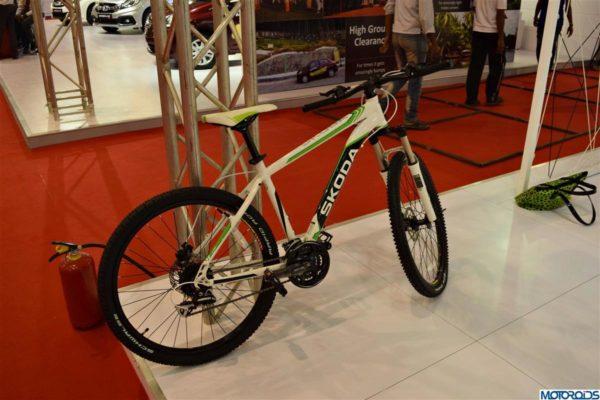 Skoda Bicycle