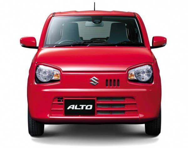 Suzuki Alto JDM (1)