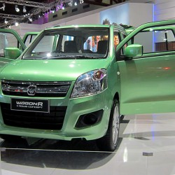 Maruti working on New Generation WagonR with 7 Seats and Diesel Engine