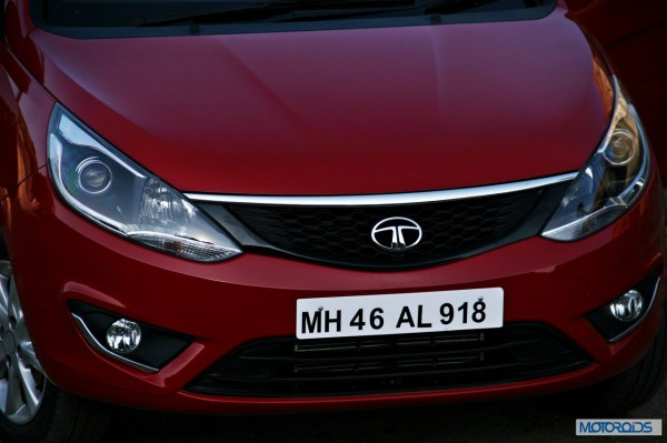 Tata Bolt front fascia (4)