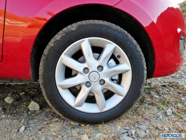 Tata bolt wheels