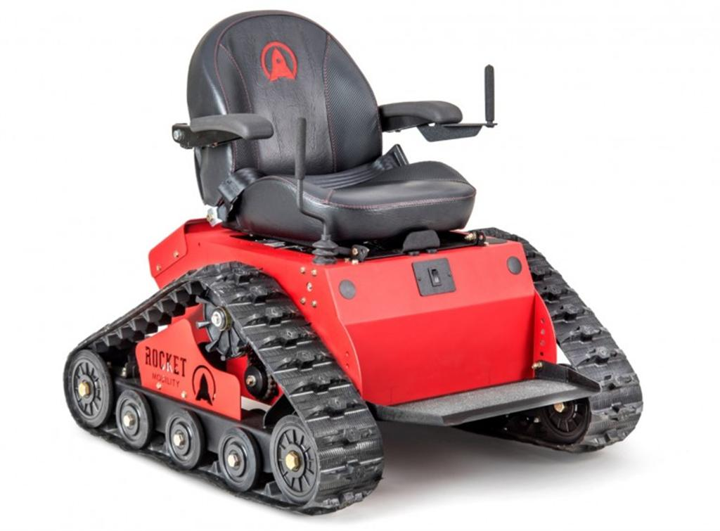 The Tomahawk Offroad Wheelchair For The Disabled Who