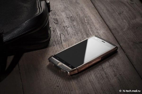 Tonino Lamborghini 88 Tauri Premium Android Smartphone (3)